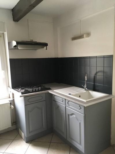 Location de vacances - Appartement à Le Tholy - coin cuisine