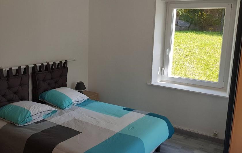 Location de vacances - Appartement à Le Tholy - chambre 1