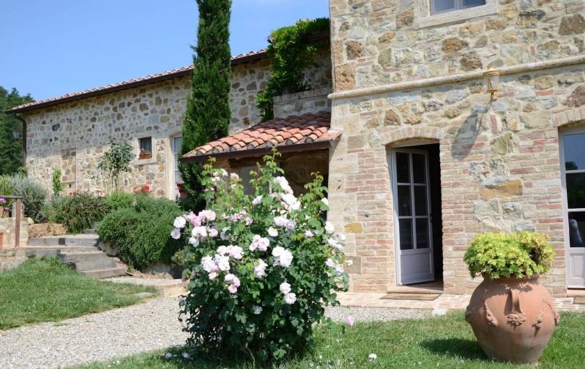 Location de vacances - Mas à Montepulciano - A' l'extérieur