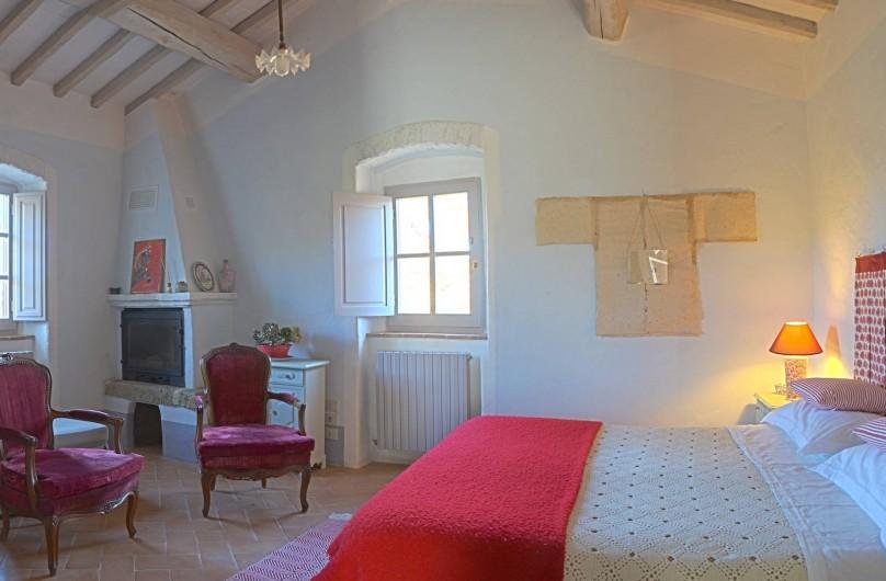Location de vacances - Mas à Montepulciano - Camera La Capriata
