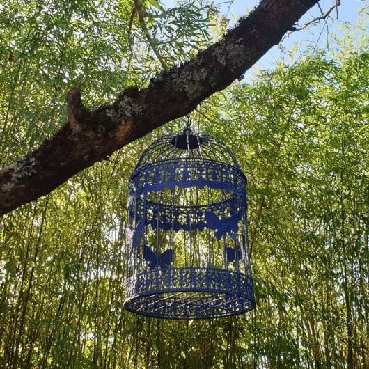 Location de vacances - Gîte à Saint-Rabier - A l'ombre du paulownia auprès des bambous