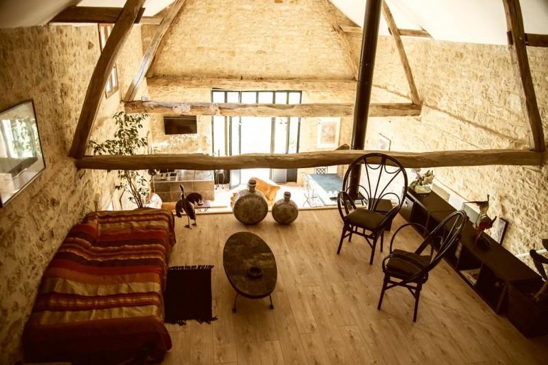 Location de vacances - Gîte à Saint-Rabier - Entre-deux