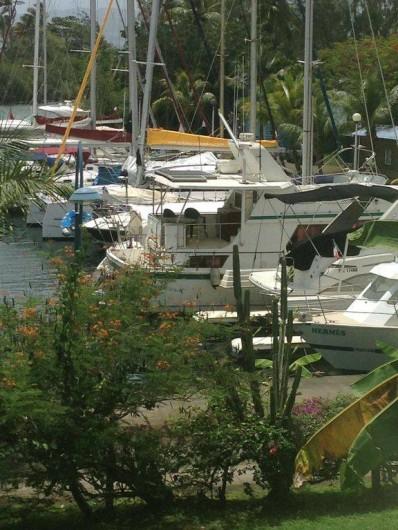 Location de vacances - Appartement à Pointe du Bout - La marina