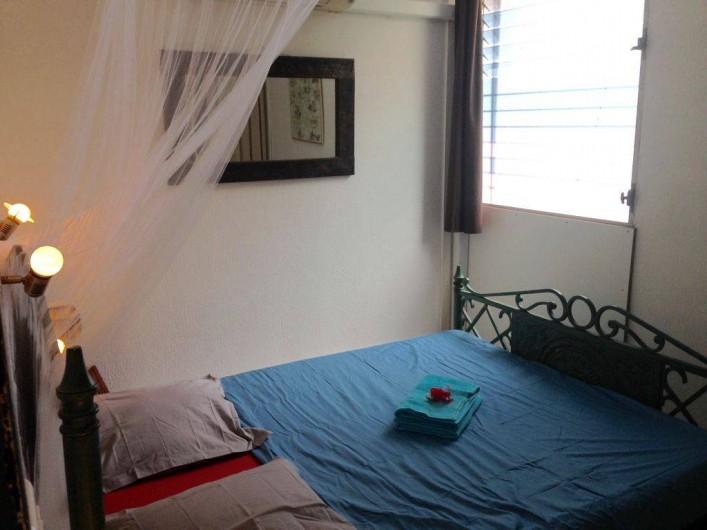 Location de vacances - Appartement à Pointe du Bout - Deuxième chambre