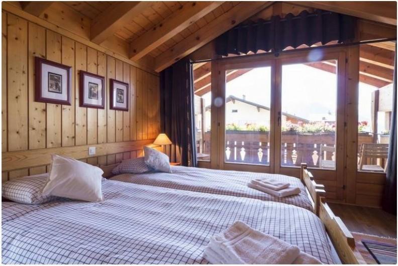 Location de vacances - Appartement à Verbier