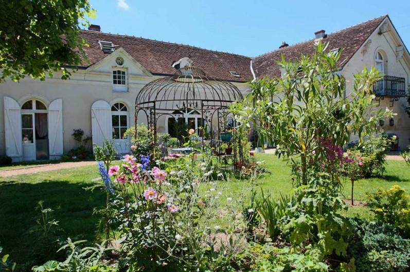 Location de vacances - Chambre d'hôtes à Couffy
