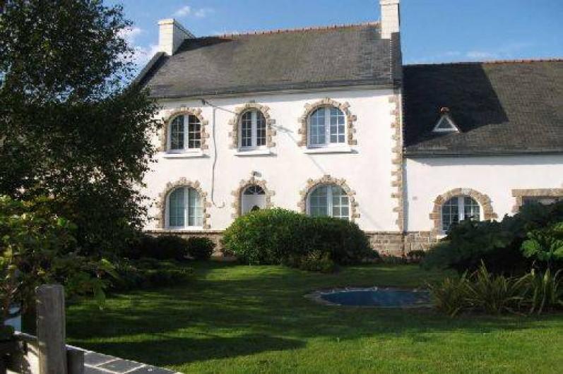 Location de vacances - Villa à Plouguerneau