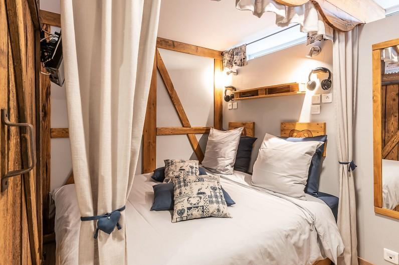 Location de vacances - Gîte à Ungersheim - La Chambre Bleue