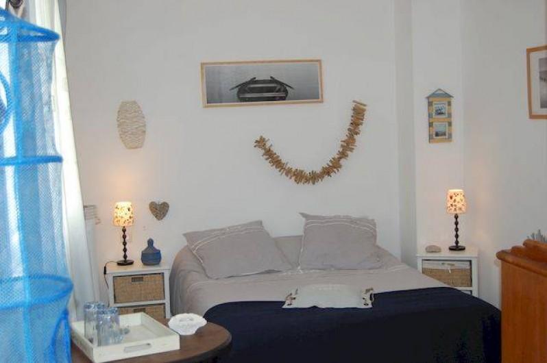 Location de vacances - Chambre d'hôtes à Kerzerho - Chambre 4 : Skipper