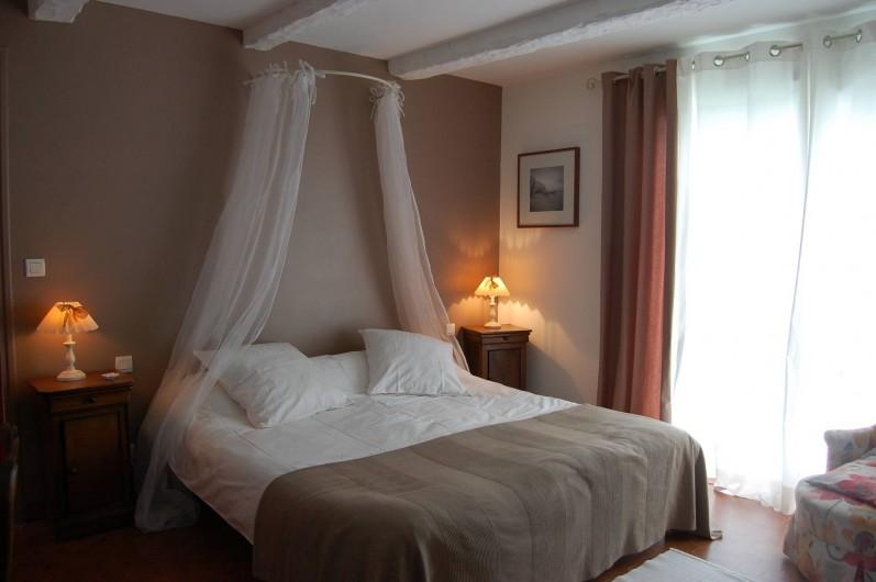 Location de vacances - Chambre d'hôtes à Kerzerho - Chambre 1 : Bienvenue aux amis