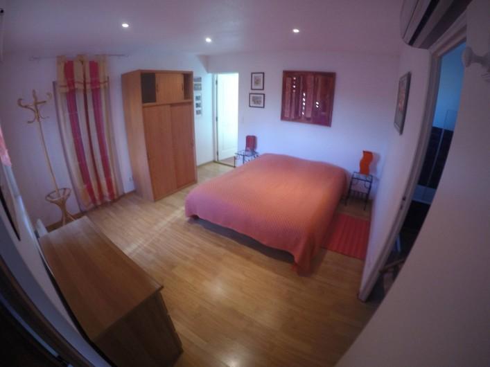 Location de vacances - Gîte à Saint-Martin-de-Pallières - Chambre 1