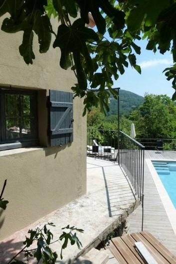 Location de vacances - Chambre d'hôtes à La Garde-Freinet