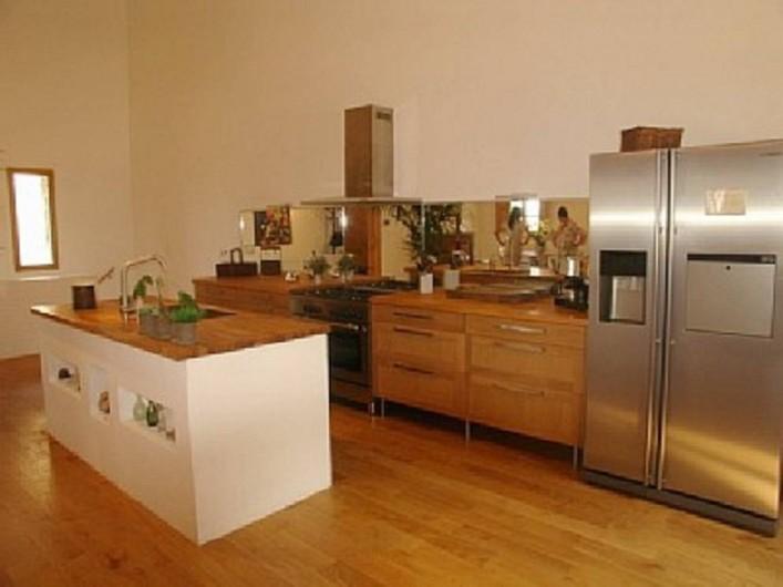 Location de vacances - Maison - Villa à Calvi - Cuisine