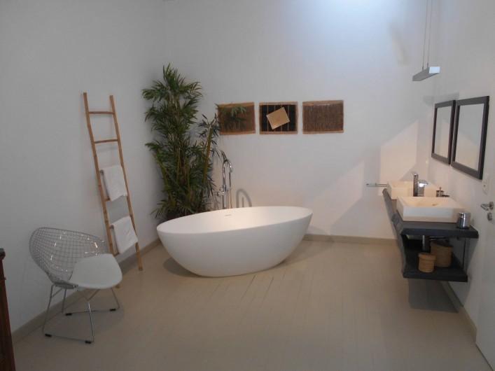 Location de vacances - Maison - Villa à Calvi - Salle de bain 1