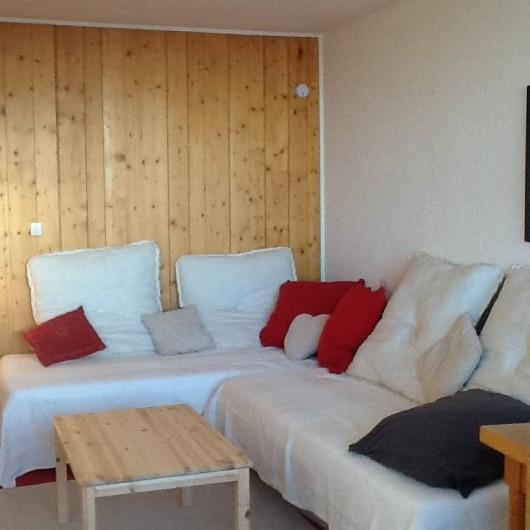 Location de vacances - Appartement à Les Arcs