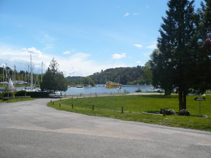 Location de vacances - Gîte à Béganne - Loisir: port de plaisance de Folleux et restaurant