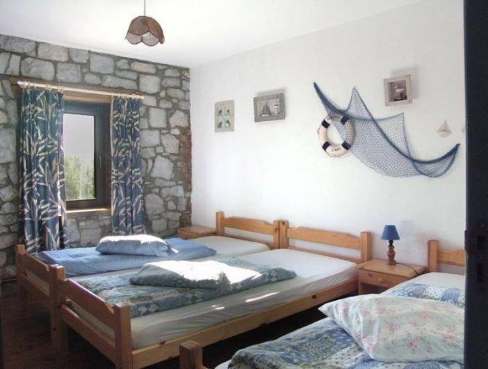 Location de vacances - Gîte à Durbuy - chambre