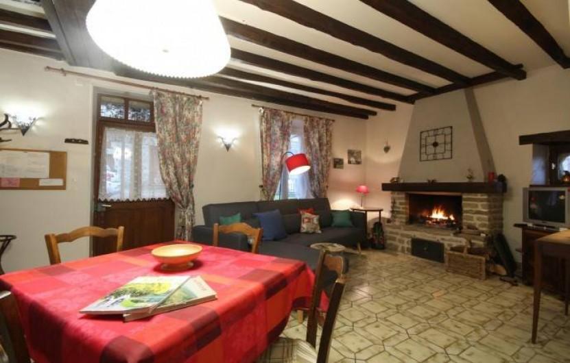 Location de vacances - Gîte à Châtellenot