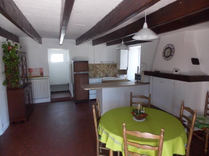 Location de vacances - Maison - Villa à Pénestin - Pièce principale