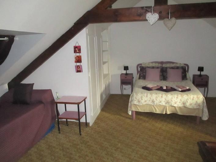 Location de vacances - Maison - Villa à Pénestin - Chambre en mezzanine