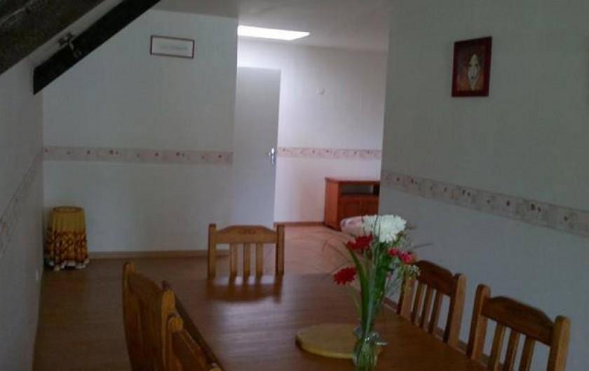 Location de vacances - Chambre d'hôtes à Hirel - l'appartementde d'hôte 60m2