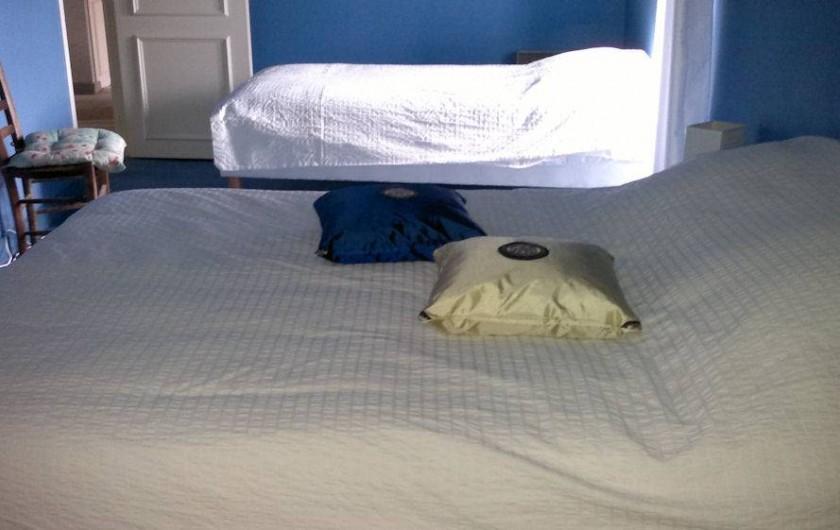Location de vacances - Chambre d'hôtes à Hirel - chambre du pecheur
