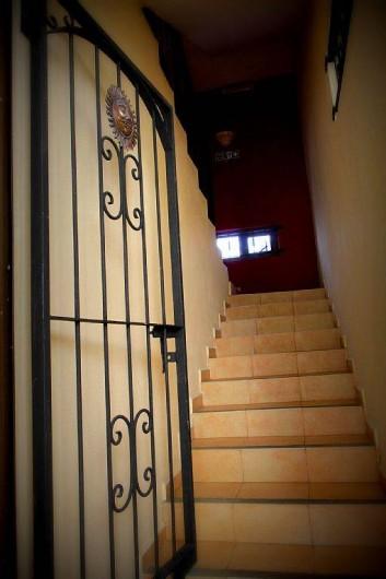 Location de vacances - Villa à Triolet - Entrée individuelle Etage