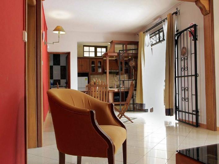 Location de vacances - Villa à Triolet - RDC