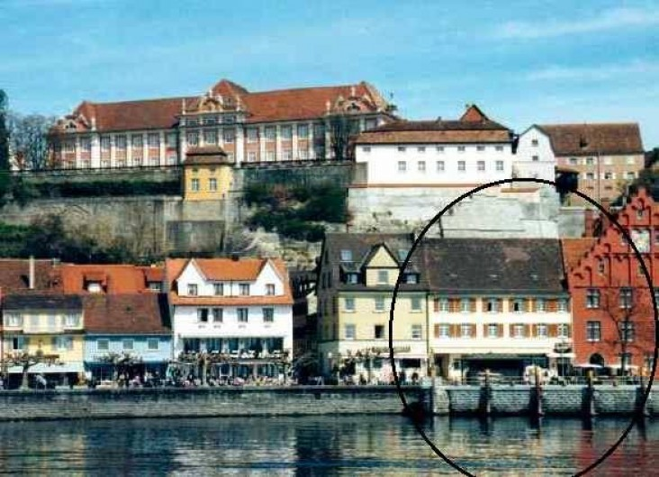 Location de vacances - Hôtel - Auberge à Meersburg