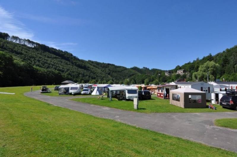 Location de vacances - Camping à La Roche-en-Ardenne