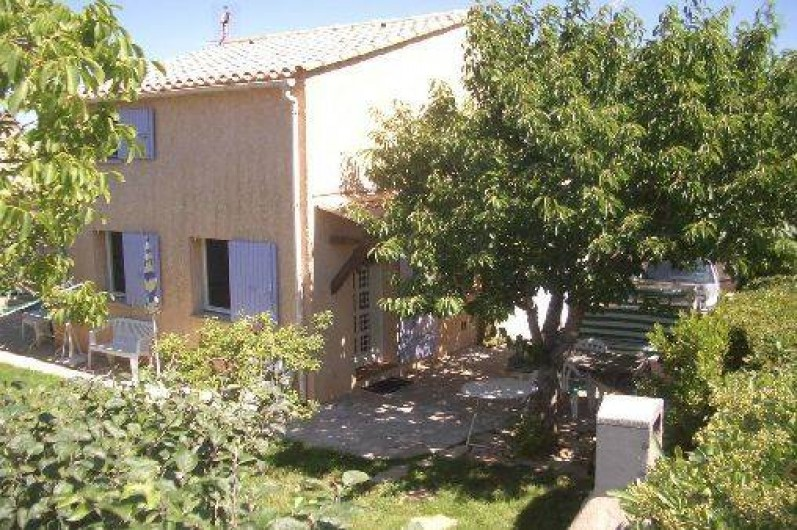 Location de vacances - Villa à Six-Fours-les-Plages