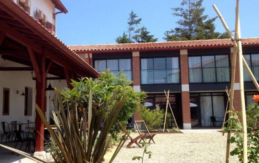 Location de vacances - Hôtel - Auberge à Guéthary