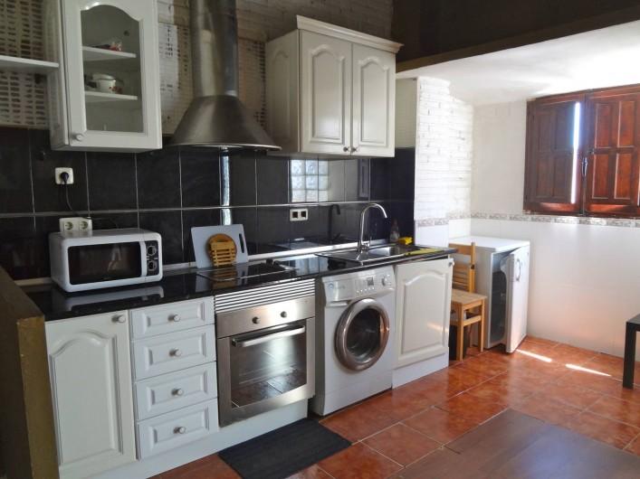 Location de vacances - Appartement à Valence - Kitchen