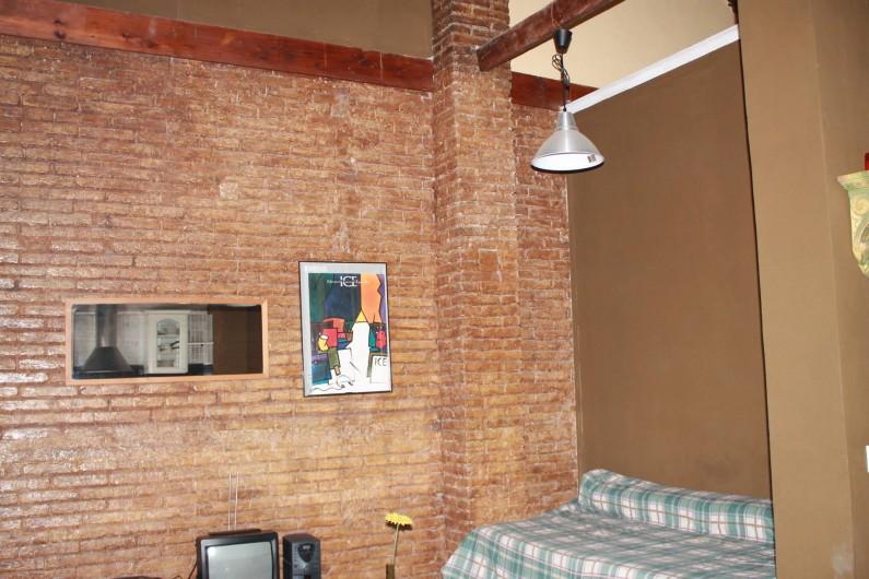 Location de vacances - Appartement à Valence - 2 lits supplémentaires salon