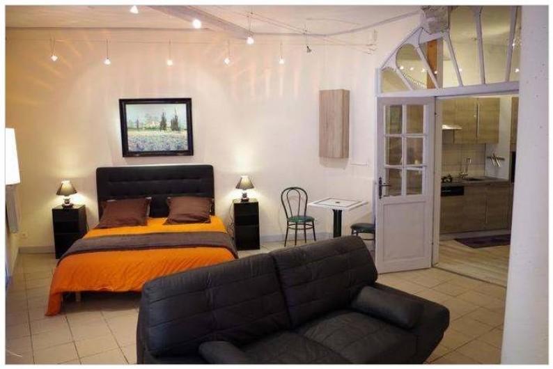 Location de vacances - Studio à Saint-Antoine-l'Abbaye