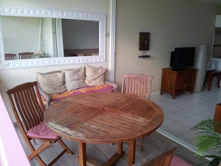 Location de vacances - Studio à Cul-de-Sac