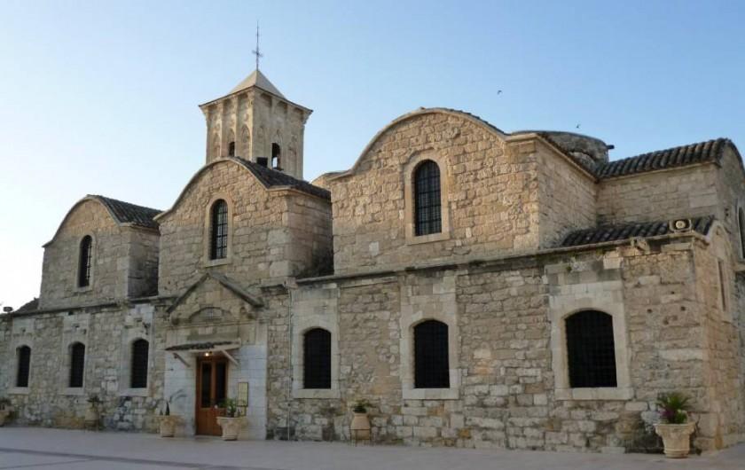 Location de vacances - Appartement à Kato Paphos - Aghios Lazaros, à Larnaca