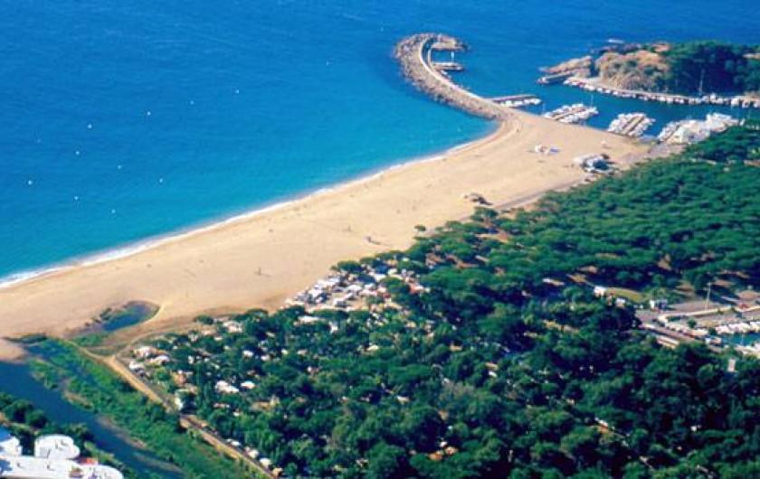 Location de vacances - Appartement à Platja d'Aro - Magnifique port de plaisance
