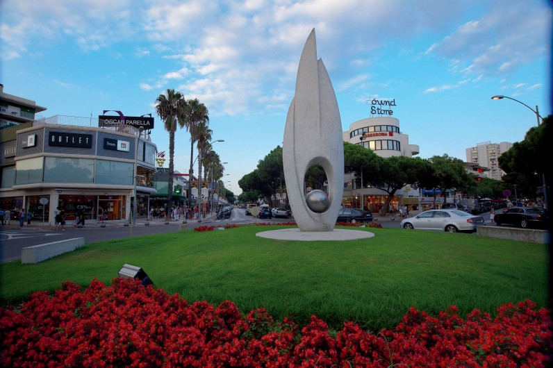 Location de vacances - Appartement à Platja d'Aro - Les meilleures boutiques