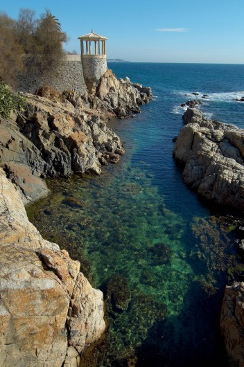 Location de vacances - Appartement à Platja d'Aro - En faire le tour près de la mer