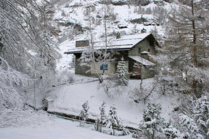 Location de vacances - Chalet à Praborgne