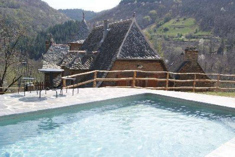 Location de vacances - Gîte à Cassaniouze