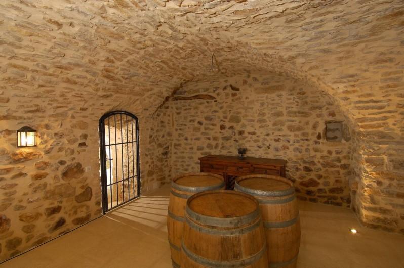 Location de vacances - Chambre d'hôtes à La Bruguière - Avoir un Apero ici quand il fait trop chaud dans le jardin