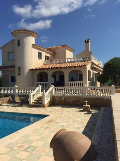 Location de vacances - Villa à Busot