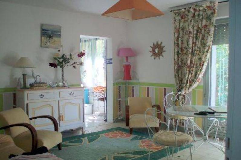 Location de vacances - Appartement à Bagnac-sur-Célé - SEJOUR