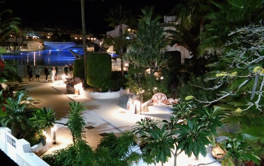 Location de vacances - Appartement à Costa del Silencio