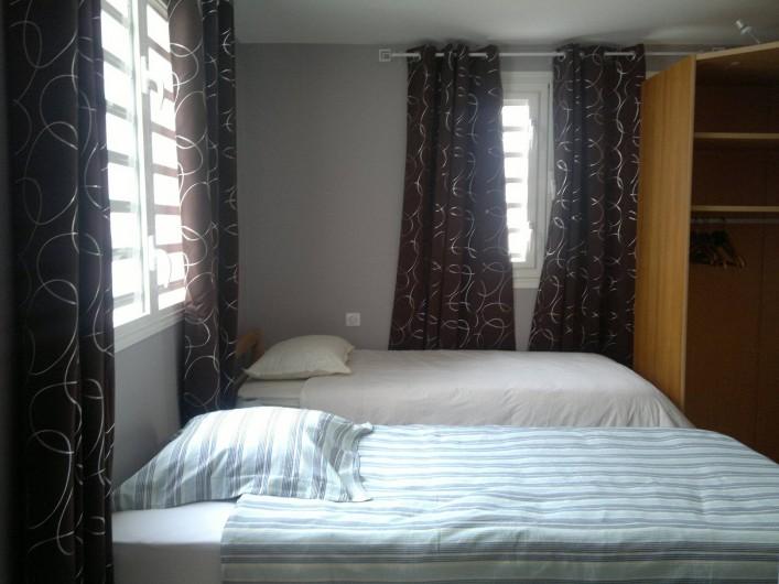 Location de vacances - Maison - Villa à Les Trois-Îlets - chambre 2