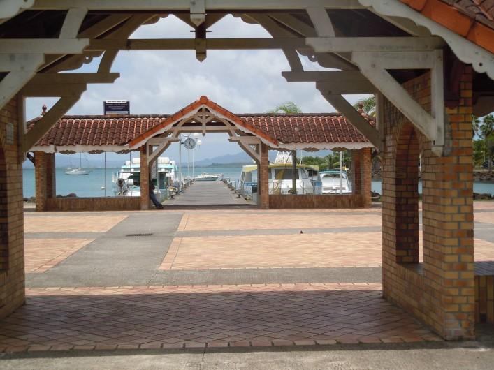 Location de vacances - Maison - Villa à Les Trois-Îlets - bord de mer