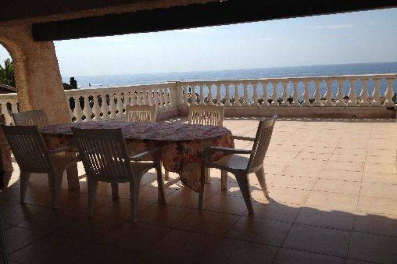 Location de vacances - Villa à Anthéor