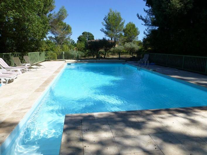 Location de vacances - Villa à Cotignac